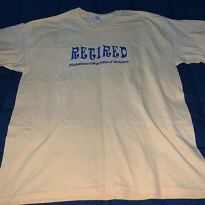 Elizabethtown College 2011 T-shirt – Retirement ..